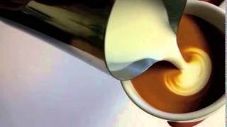 Cách pha cà phê latte art căn bản