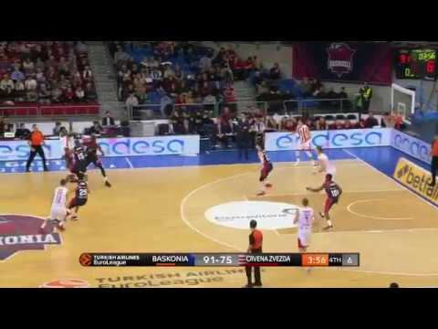 Baskonia - Aggressive defense doesn't always pay off