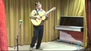 Александр Зиборов - Авторская песня «Диета»