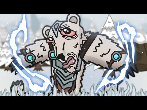 Playing VOLIBEAR in Ranked League of Legends thumbnail