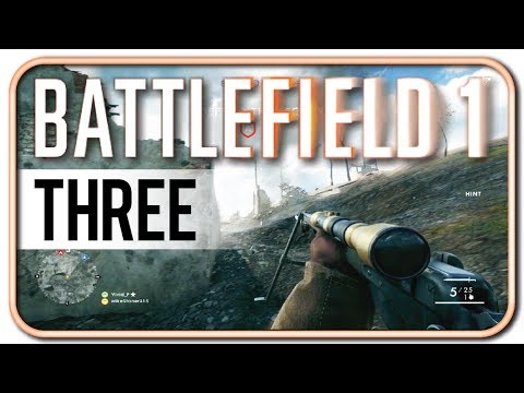 NEW GUNS! | Battlefield 1 Online | Ep3 w/ Vivid_P (Operation