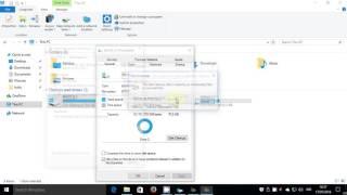 Cara Membersihkan drive C: (file yang tidak terpakai) di Windows 10
