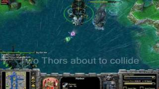 BattleShips Pro WC3 - Two Thors Thumbnail