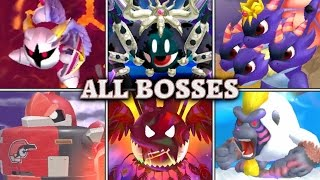 Kirby's Return to Dreamland - All EX Bosses (No Damage)