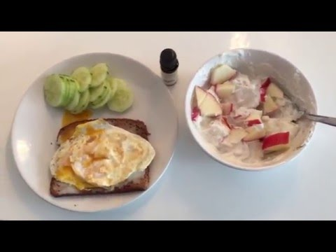 Food Diary 3 Tage Meiner Ernahrung Size Zero Youtube