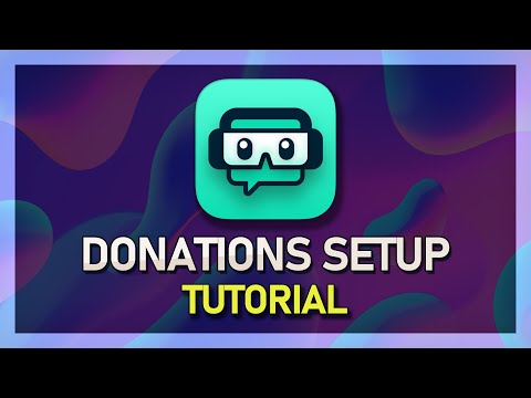 StreamLabs OBS - How To Setup Donations