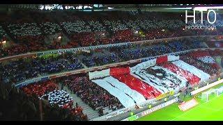 LOSC Lille 2-0 AS Monaco FC ▷ Ambiance DVE + TIFO | 12e Journée de Ligue 1 | HD