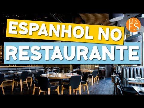 Frases Em Espanhol Para Usar No Restaurante