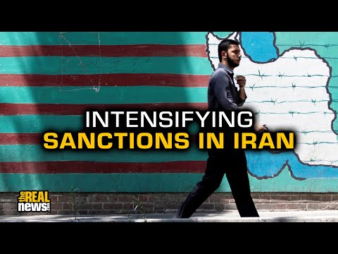 US Sanctions On Iran Fueled By Hate And Money