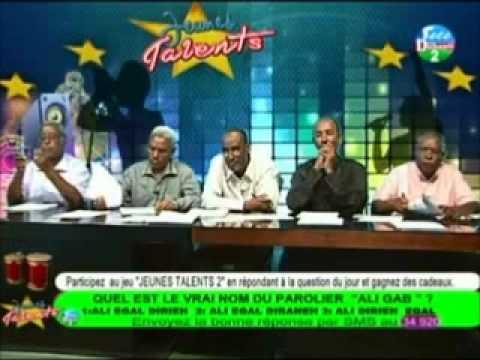 RTD Djibouti Jeunes talents 21/10/14