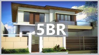 BRIGHT and OPEN Brand NEW House and Lot for Sale in  BF Homes, Paranaque City: Property ID: P1