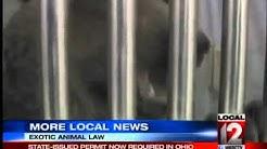 Exotic Animal Law in Ohio