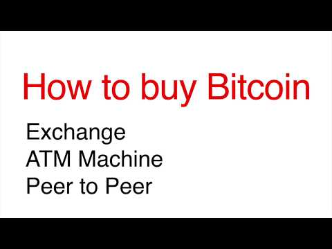 How To Buy Bitcoin And Send Bitcoin
