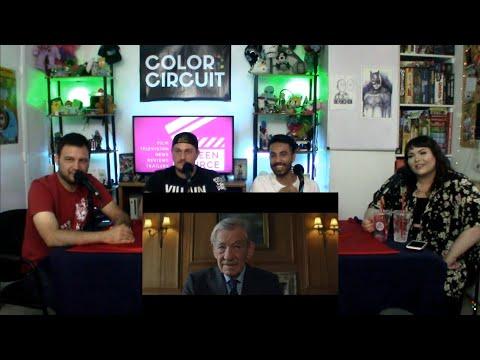 The Good Liar – Official Trailer Reaction