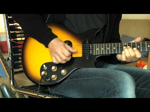 1960's Gibson Melody Maker Part 1