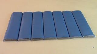 Tuck & Roll Pleats/Channels - Upholstery Basics thumbnail