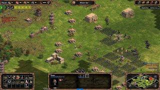 Age of Empires: Definitive Edition - 3v3 RM Sumerians Highlands - eartahhj - 01/09/2019