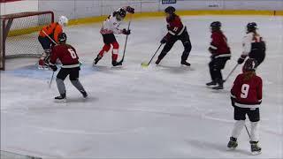 Nov 2018 Deer Lake U15 Highlights Stepenville Tournament
