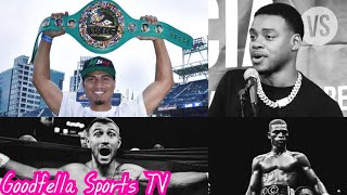Mikey Garcia Explains Why Errol Spence Fight Ain't Happening | Criticizes Fans For Backlash!!!