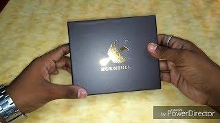 hornbull wallet || unboxing