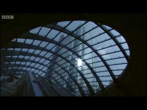 Canary Wharf station  Dreamspaces  BBC