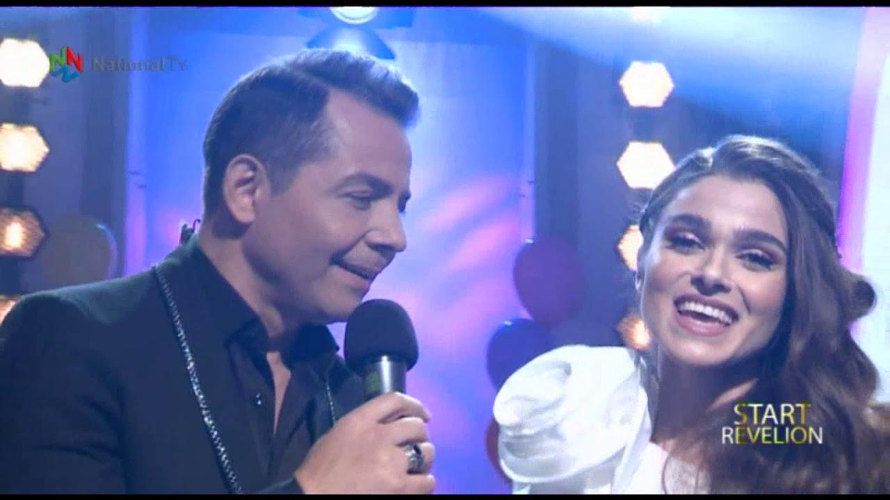Revelion NAȚIONAL TV 2021 - Theo Rose feat. Jean de la Craiova - Poartă-mă În Suflet Vara