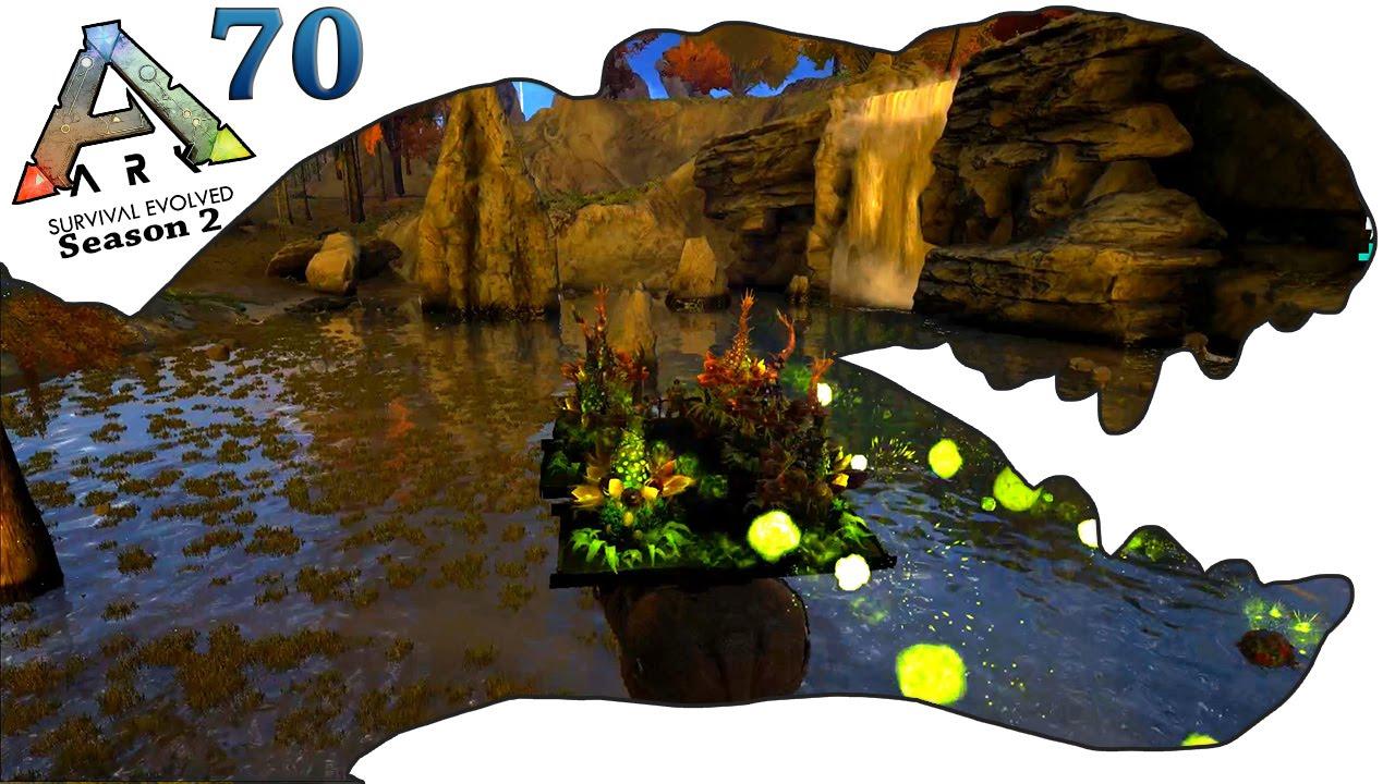 Ark survival evolved gameplay s2 ep70 plant species x for Plant x ark aberration