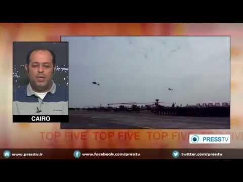 Breaking News December 2014 USA delivers 10 Apache helicopters to Egypt