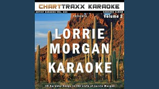 Watch Lorrie Morgan Shes Takin Him Back Again video