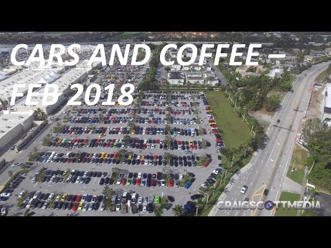 Cars and Coffee - West Palm Beach - Feb 2018 (Ultimate Car Show)