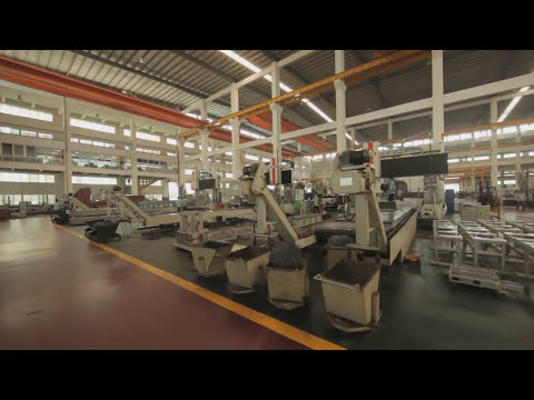 Оборудование FILATO. Завод  по производству высокотехнологичных станков для изготовления мебели