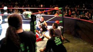 MCW MIdget Wrestling, Meatball Stinkface!