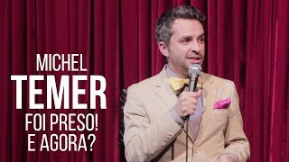 STAND UP: TEMER PRESO   Bruno Motta Comédia Stand Up thumbnail