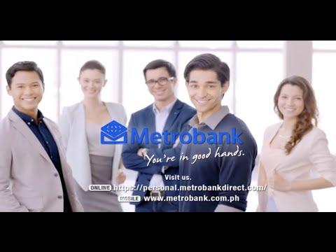 Hi Im Joey, Your Metrobank Buddy (Metrobank Mobile & Online Banking Convenience TVC30 )