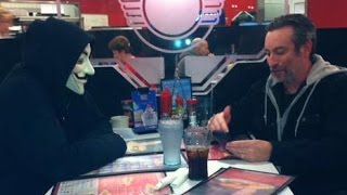 Anonymous Sits Down with KKK Leader Frank Ancona