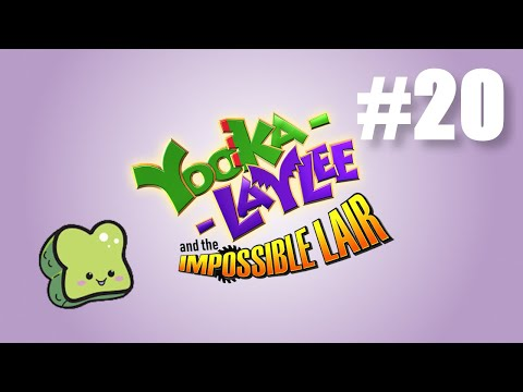 Yooka Laylee and the Impossible Lair Part 20  