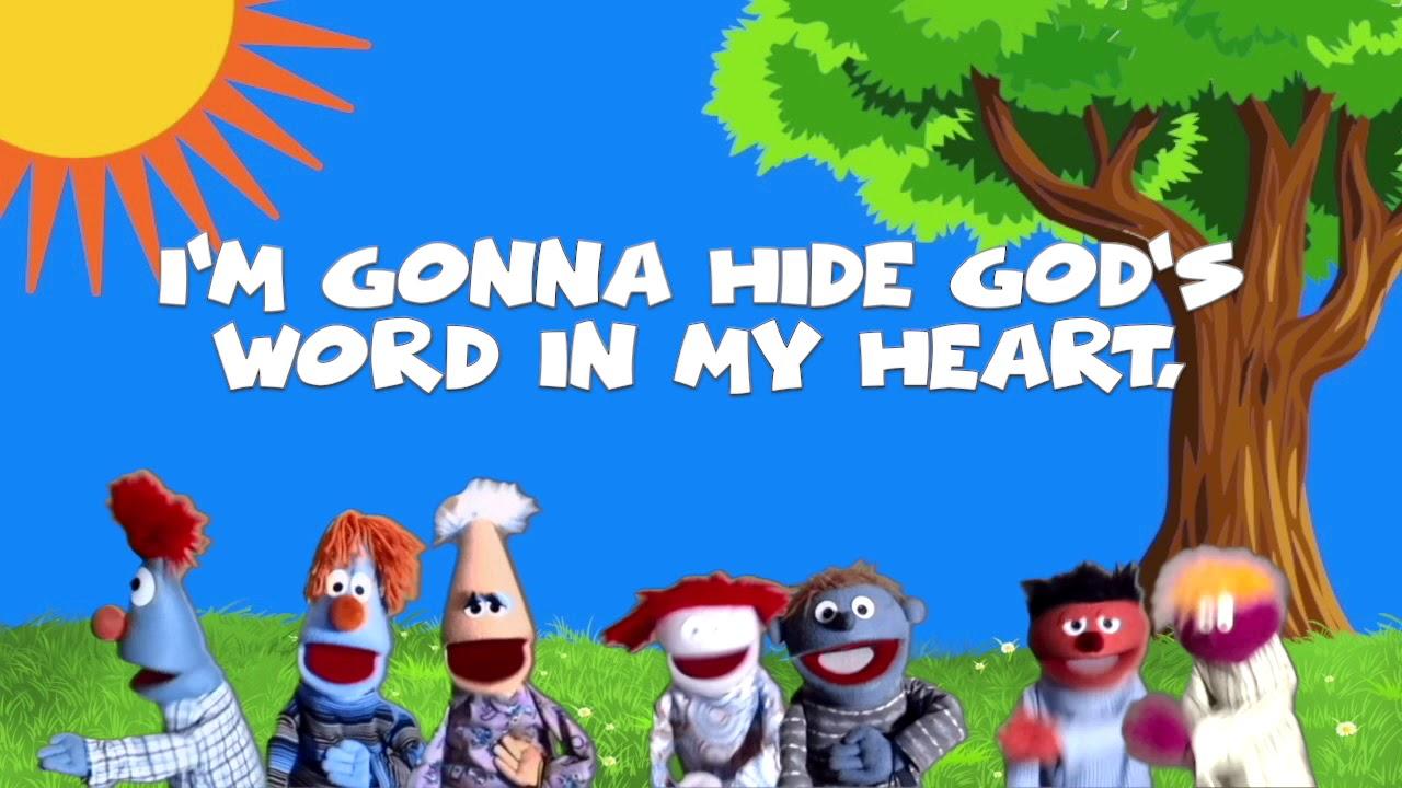 The Bible Alphabet Song (With Lyrics)