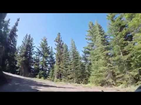 Olympic National Park-Deer Park Road Part 1 (Ascending)