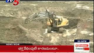 Mission Kakatiya Work Progress | Daily Mirror : TV5 News