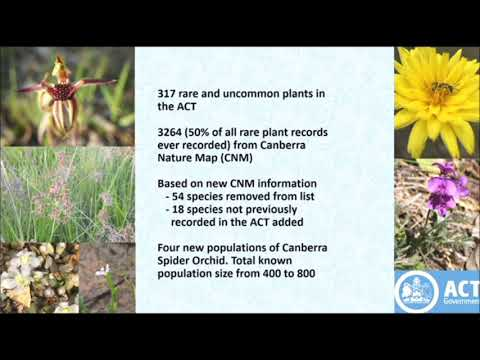M Mulvaney: How Engaged Citizen Scientists Transformed Nature Conservation in the ACT