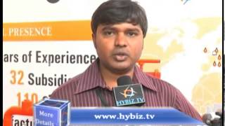 K Siva Kumar Babu, Senior Executive Agronomy, Netafim Irrigation India Private Limited