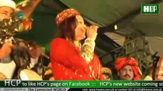 Pakistani Folk Singer Shazia Khusk