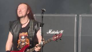 VENOM - Bloodstock 2016 - Full Set Performance
