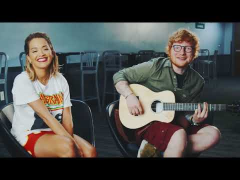 Rita Ora-Your Song Ft. Ed Sheeran