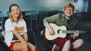 Rita Ora-Your Song ft. Ed Sheeran
