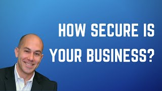 IT tip of the week | Tip 1: Security in your business