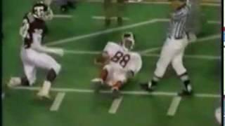 "1988 Alabama Vs Texas A&m: ""the Hurricane Bowl"""