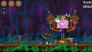 Angry Birds: Short Fuse - level 27-3 and 27-4 HD walkthrough 2017 | android