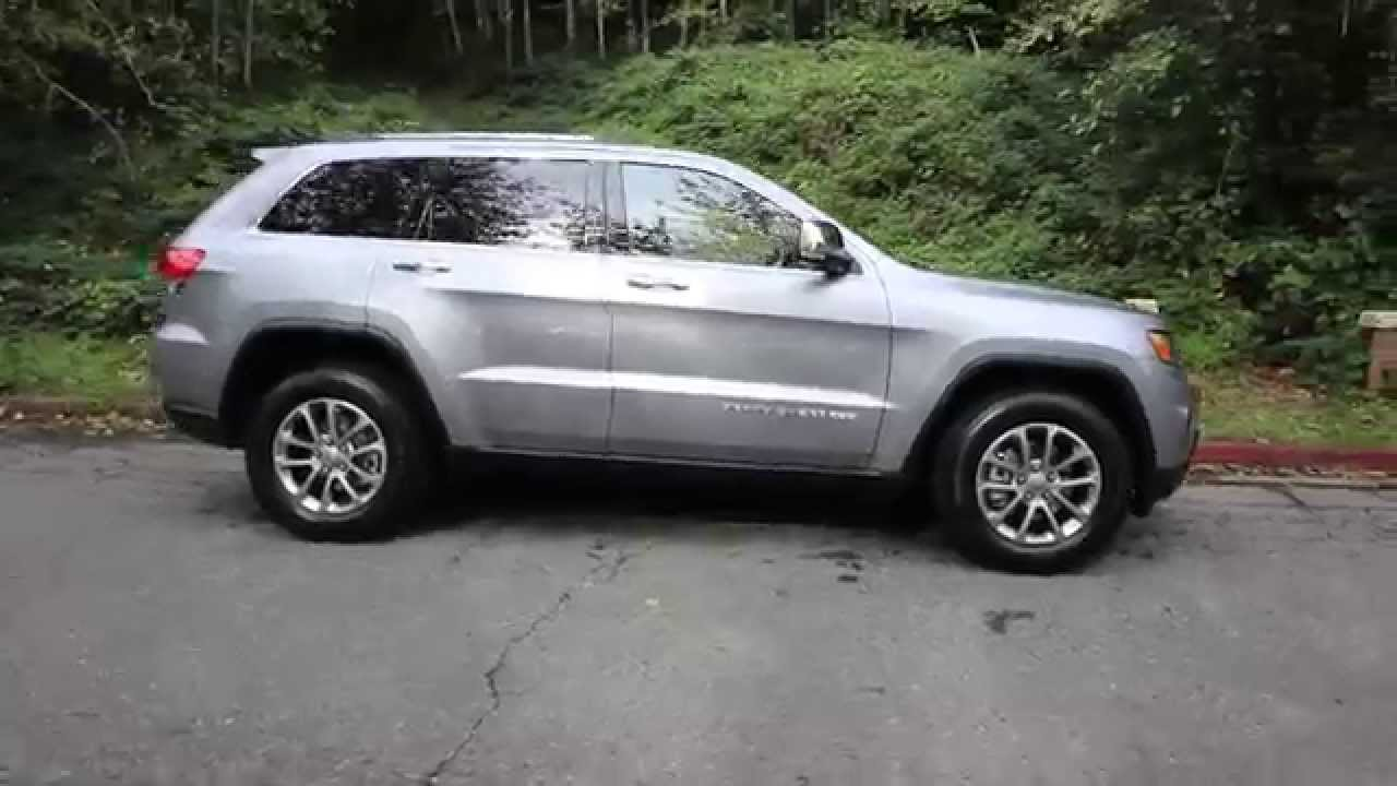 2015 jeep grand cherokee limited | silver | fc654724 | kirkland