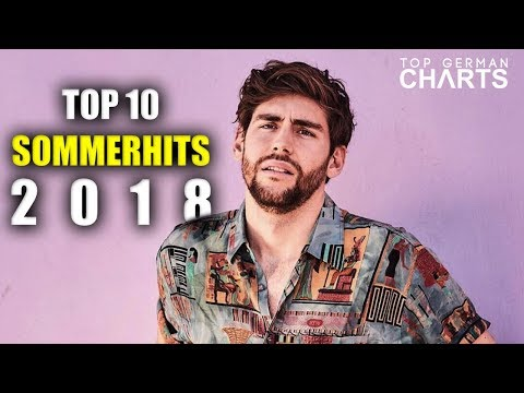 TOP 10 SOMMERHITS 2018